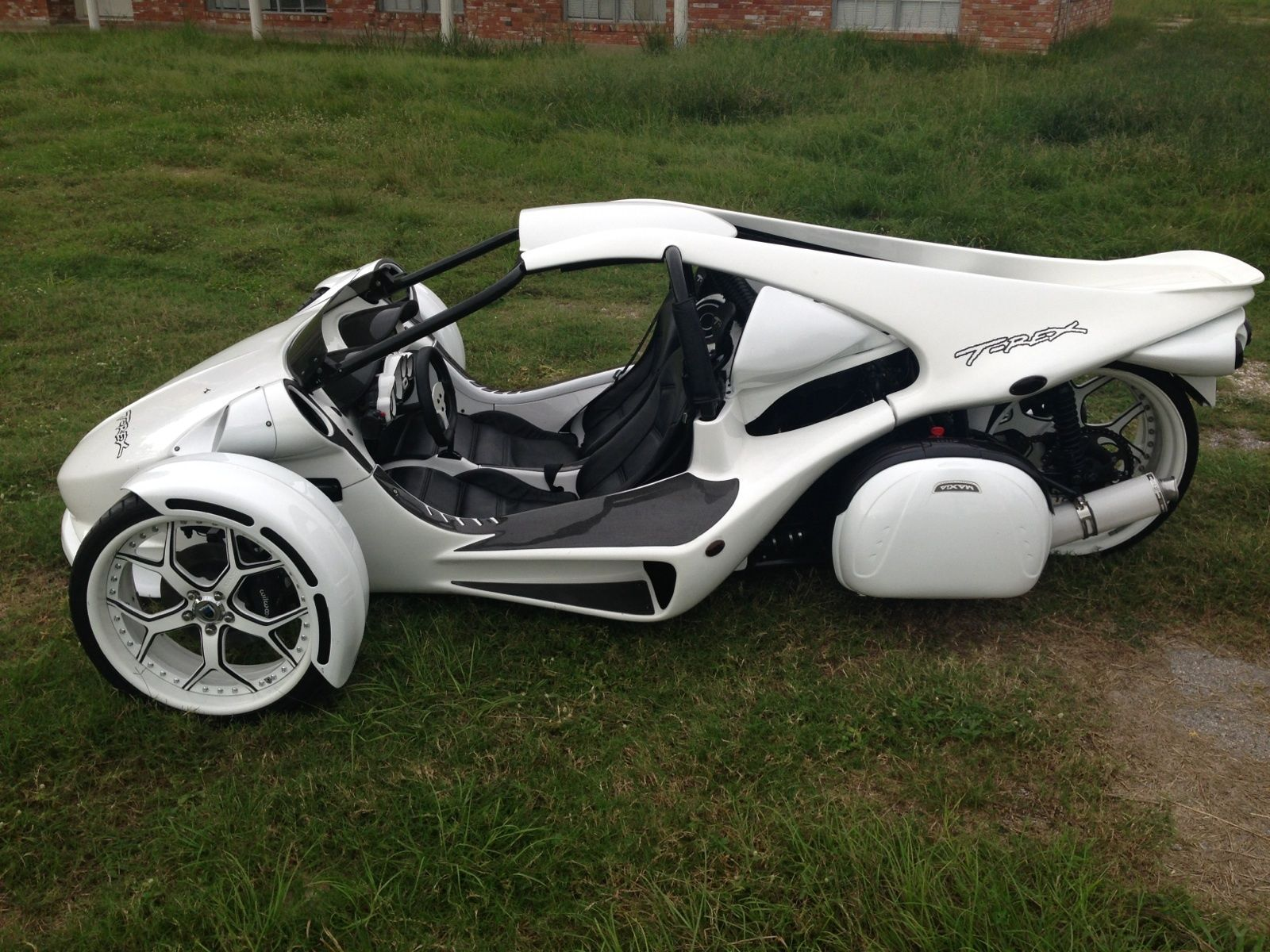 2005 campagna t rex full custom super clean. Black Bedroom Furniture Sets. Home Design Ideas