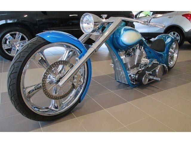 2005 Custom Chopper By Matt Hotch El Rey 1 Of A Kind Featured In