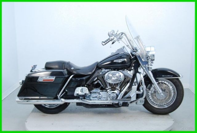 2005 harley davidson road king classic flhrci stock 15541a. Black Bedroom Furniture Sets. Home Design Ideas