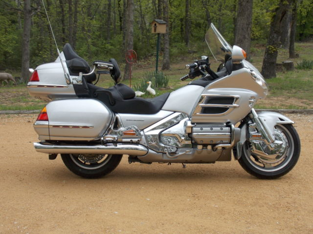 2005 Honda Goldwing 1800cc