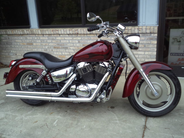 2005 Honda Shadow Sabre 1100 Full Custom Show Bike