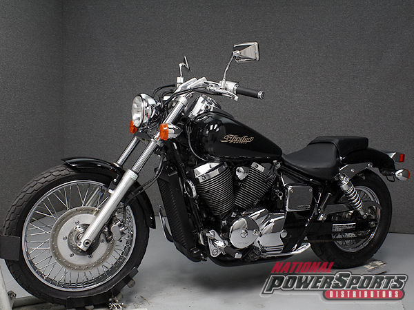 2005 honda vt750 shadow 750 spirit. Black Bedroom Furniture Sets. Home Design Ideas