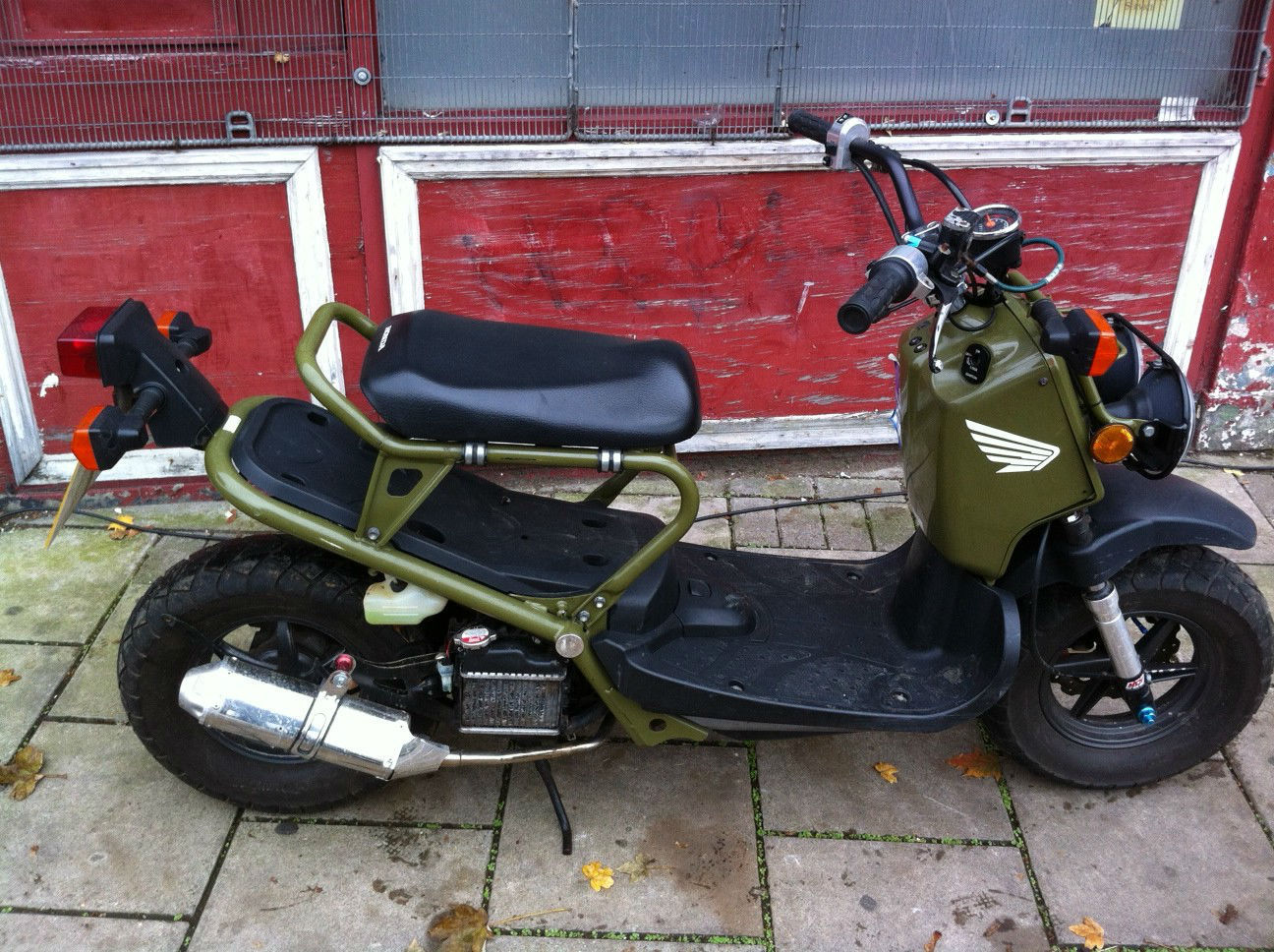 2005 Honda Zoomer 50cc scooter