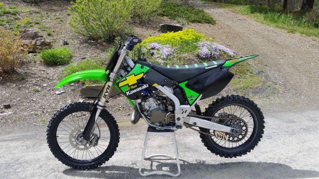 2005 Kawasaki Kx125 Kx 125 Motocross Dirt Bike Cr Ktm Kx Rm Yz