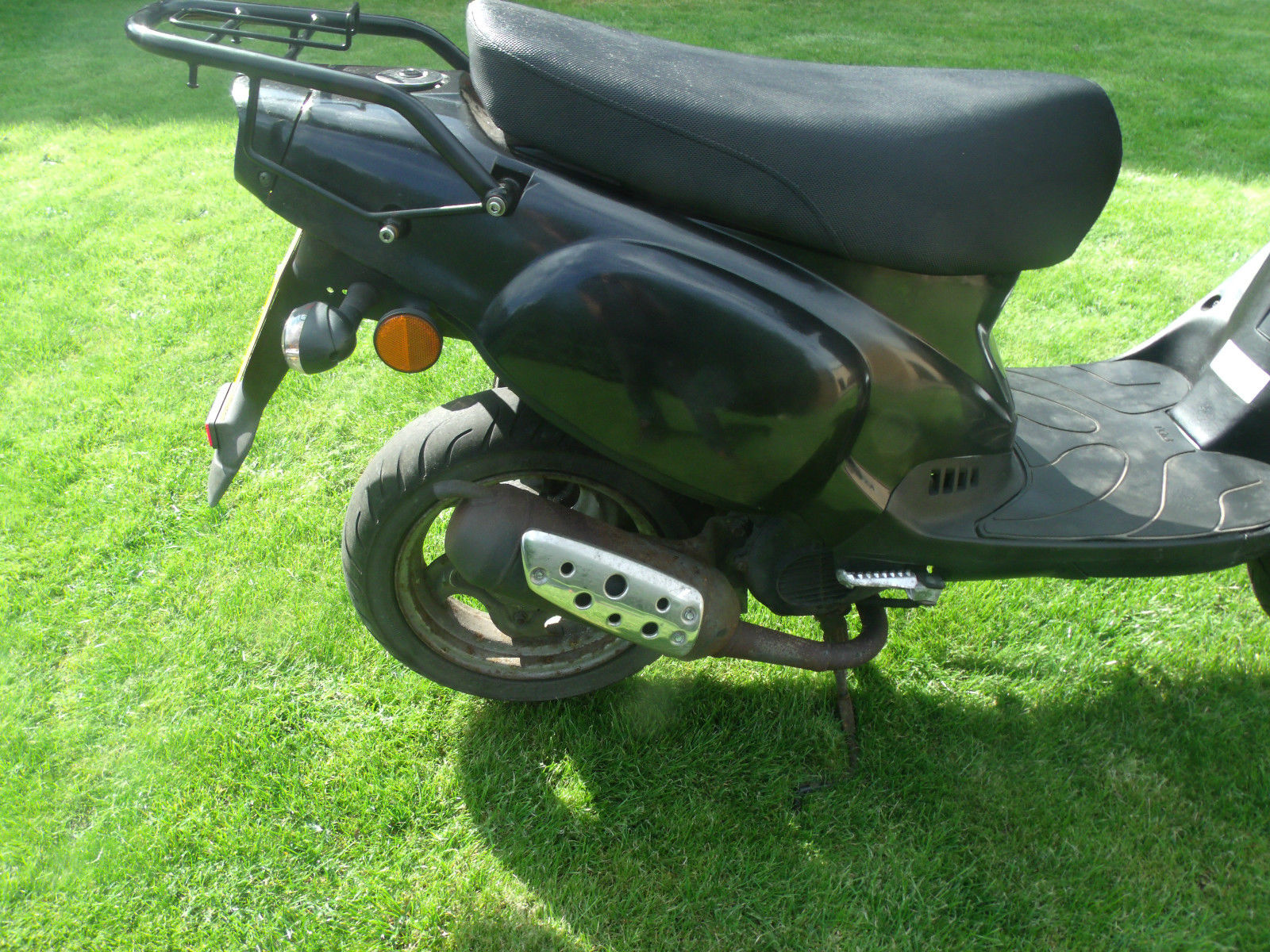 Pierspeed Tgb Scooter Cdi Wiring Diagramtgb Wire Diagrams Schematics 2005 Laser Image 7 50cc Moped Low Miles Good Runner