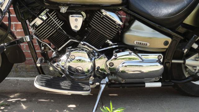 2005 Yamaha V Star 1100 Classic - Great Touring Bike ...