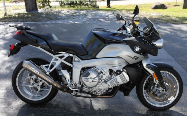 2006 bmw k1200r naked sport bike heated grips and seat. Black Bedroom Furniture Sets. Home Design Ideas