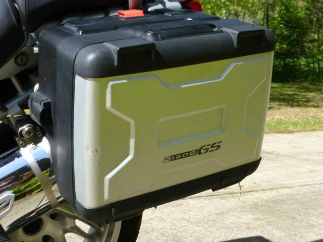 2006 bmw r 1200 gs abs 3 vario hard cases gs tankbag r1200gs. Black Bedroom Furniture Sets. Home Design Ideas