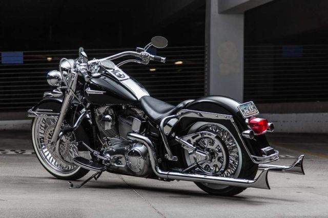 Harley Davidson Heritage Softail Springer Classic For Sale