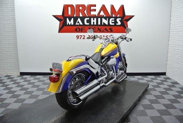 2006 Harley Davidson Cvo Screamin Eagle Ultra Clic 200589167