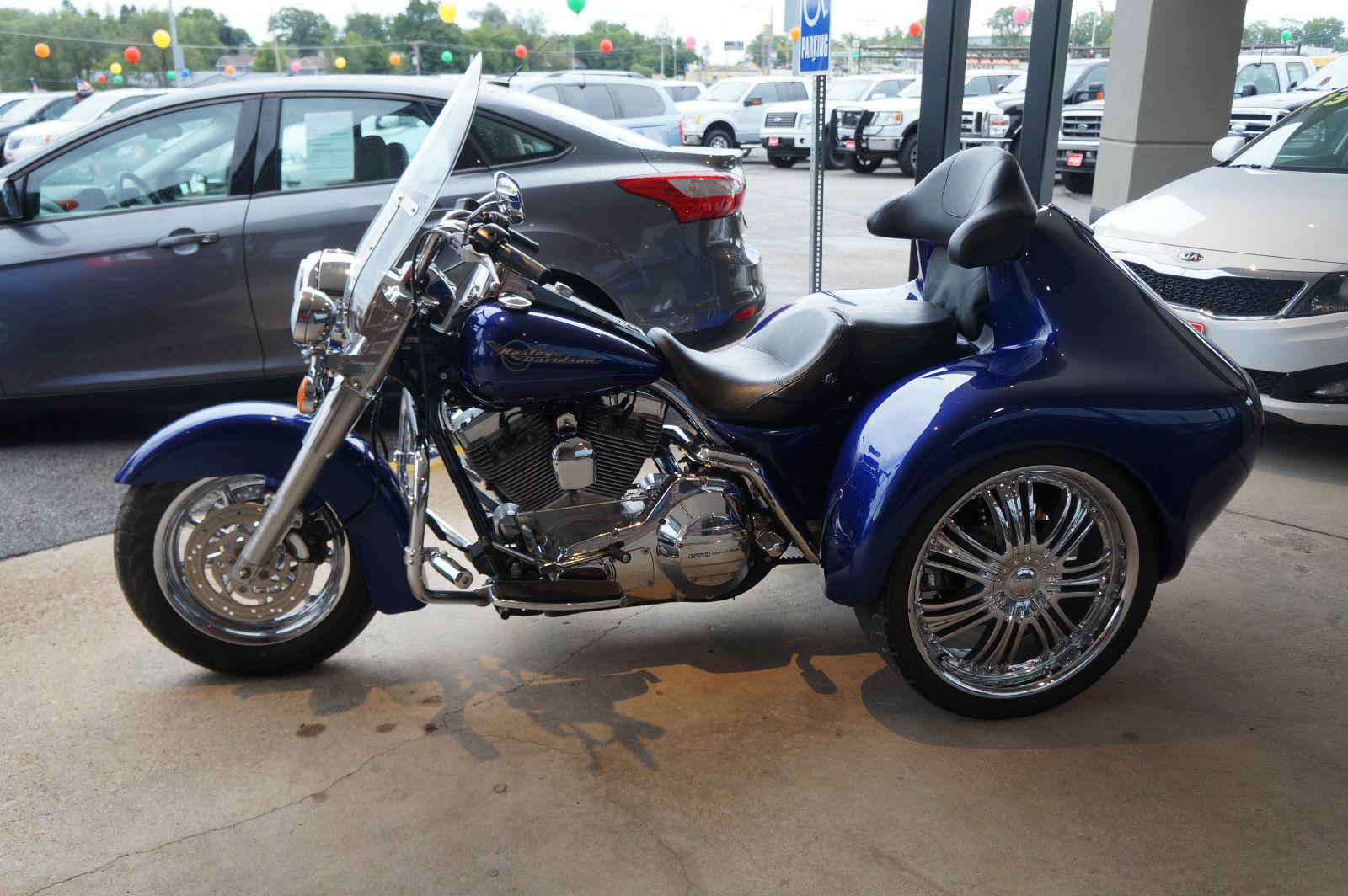 Dft Trikes Dft Home >> 2006 Harley Davidson Road King DFT Trike