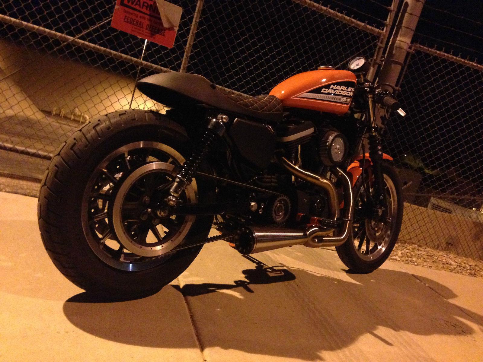 2006 Harley Davidson Sportster 883r Cafe Racer Wiring Diagram For