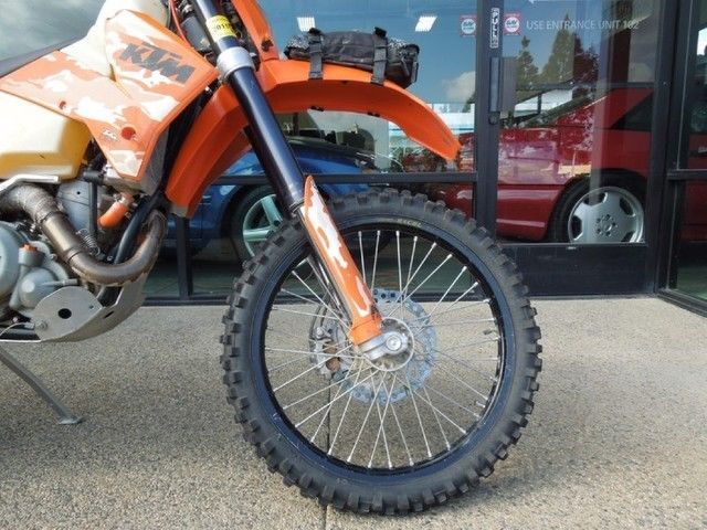 How To Disassemble  Ktm Exc Forks