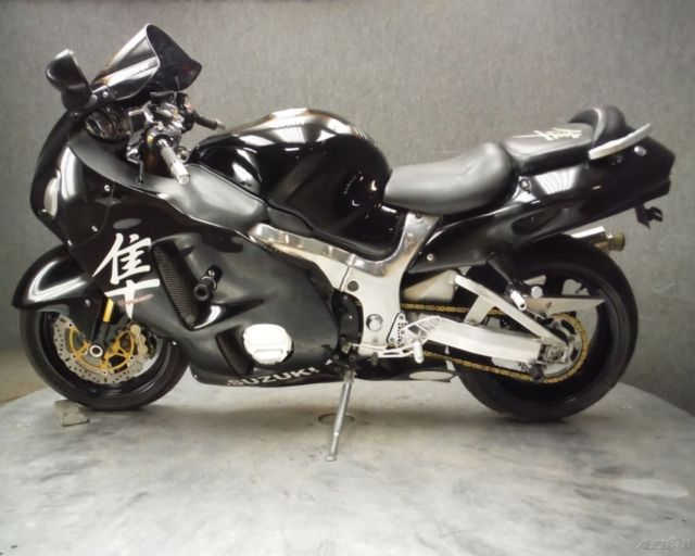 Salvage Suzuki Hayabusa For Sale