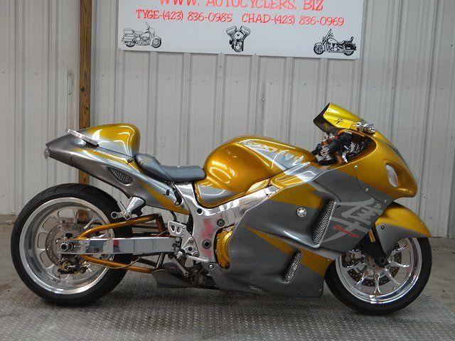 Salvage Suzuki Motorcycles