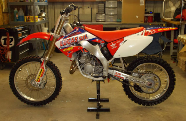 2007 07 Honda Cr125 Fully Restored 2 Stroke Powerhouse Mx Dirt Bike