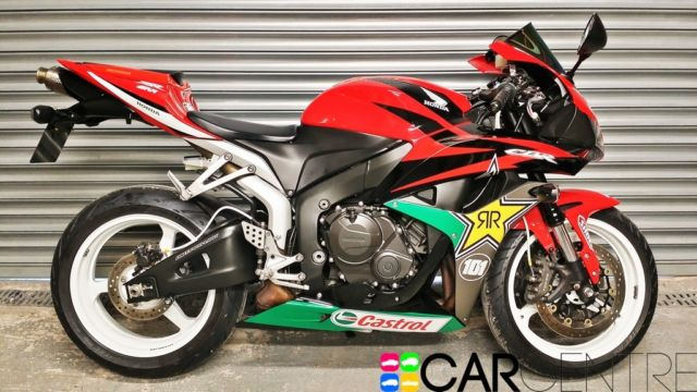 2007 57 Honda Cbr 06 Cbr 600 Rr 7 Used 1 Prv Owner 4500 Miles