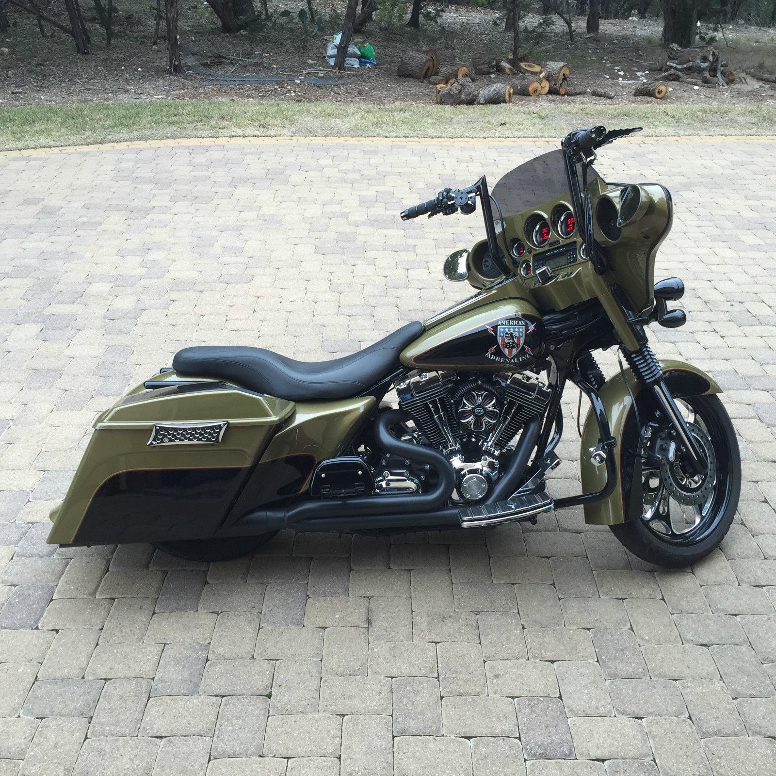 Harley Davidson Electra Glide Tire Size