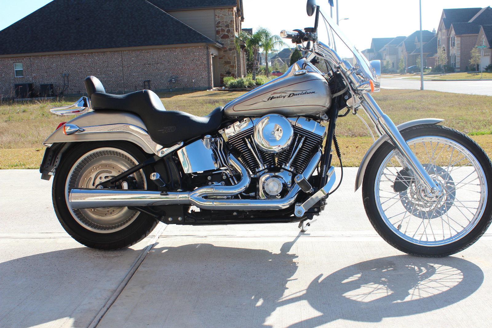 Harley Davidson Deuce >> 2007 Harley Davidson Deuce Fxstd Excellent Condition