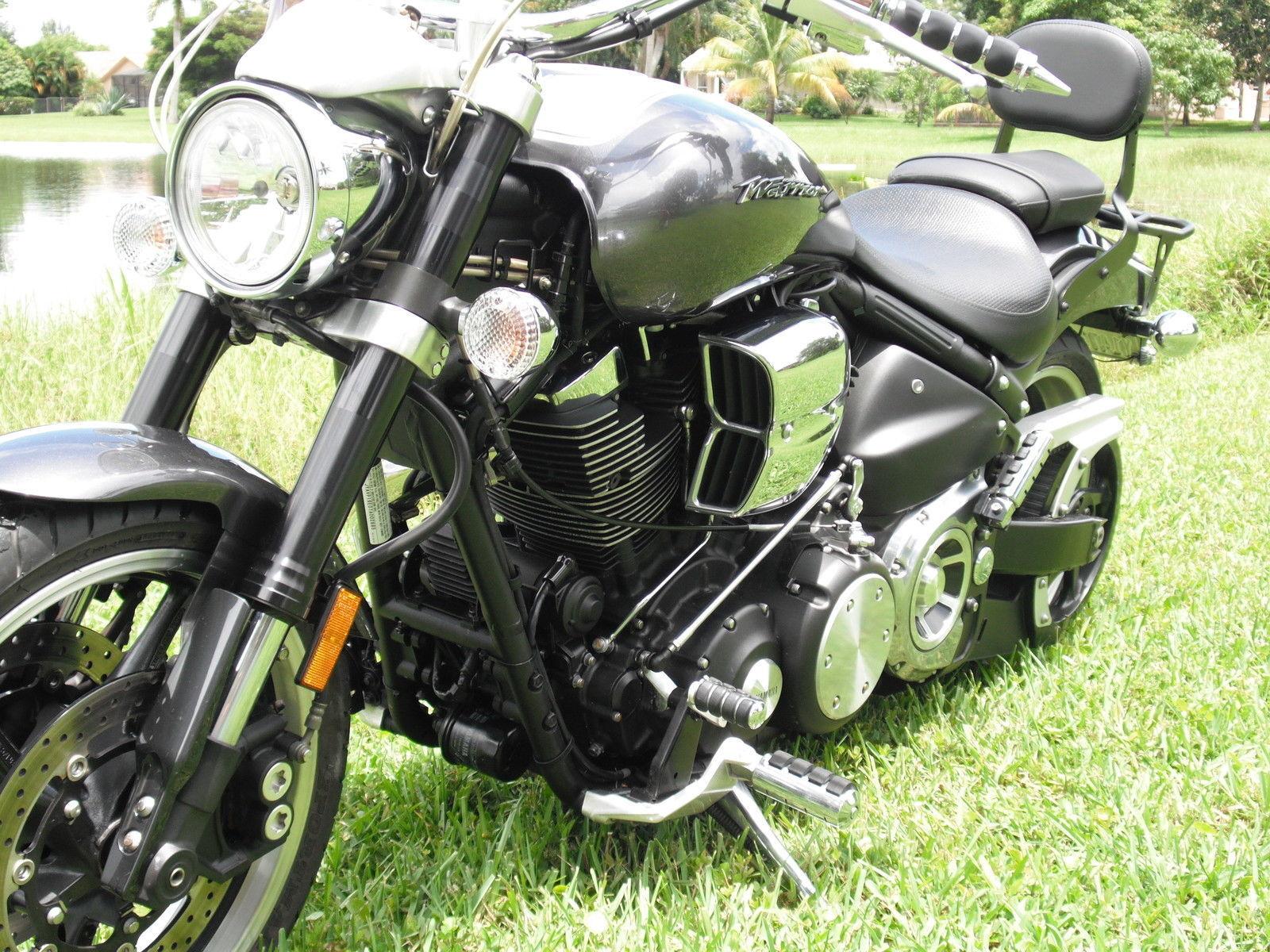 2007 Yamaha Xv1700 Roadstar Warrior 4k Miles 2002 Wiring Harness Road Star