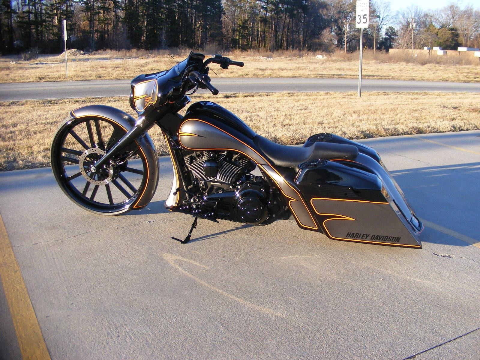 Harley Davidson Warlock For Sale
