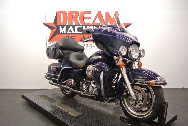 Harley Davidson Ultra Classic Blue Book Value