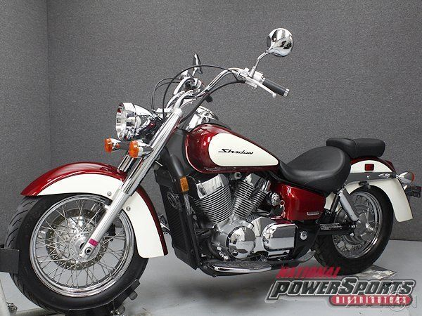 2008 honda shadow vt750 750 aero used. Black Bedroom Furniture Sets. Home Design Ideas