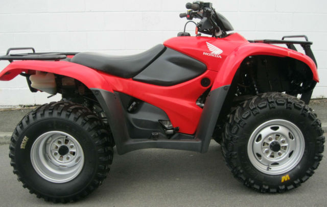 Four Wheeler Tyres : Honda trx fm fourtrax quad atv four wheeler