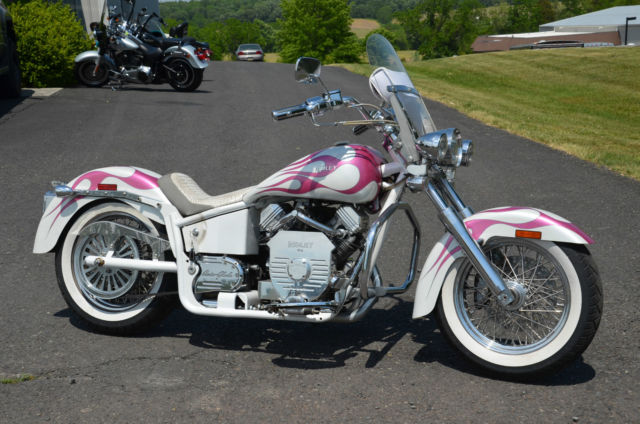 glide automatic auto classic transmission motorcycle ridley custom 2008 makes paint
