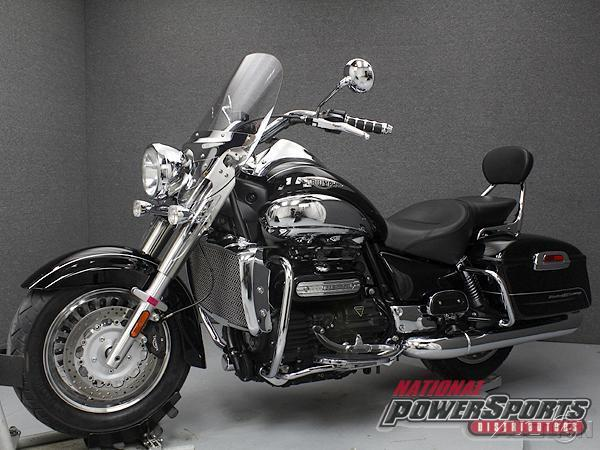 2008 triumph rocket iii classic touring used. Black Bedroom Furniture Sets. Home Design Ideas