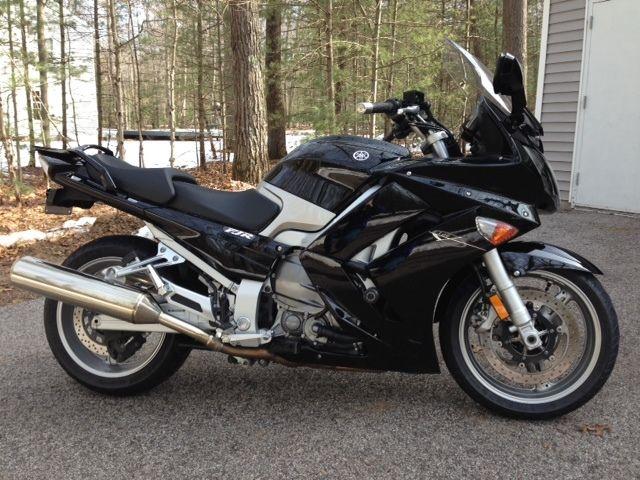 2008 Yamaha FJR 1300A Mint Condition Metallic Black Only 6781 Miles