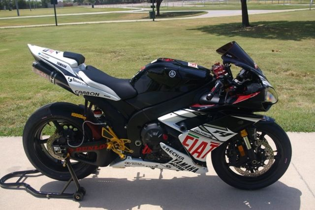 2008 yamaha r1 fiat edition moto gp for Yamaha eugene or