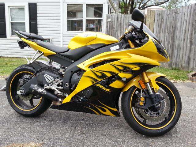 2008 Yamaha YZF R