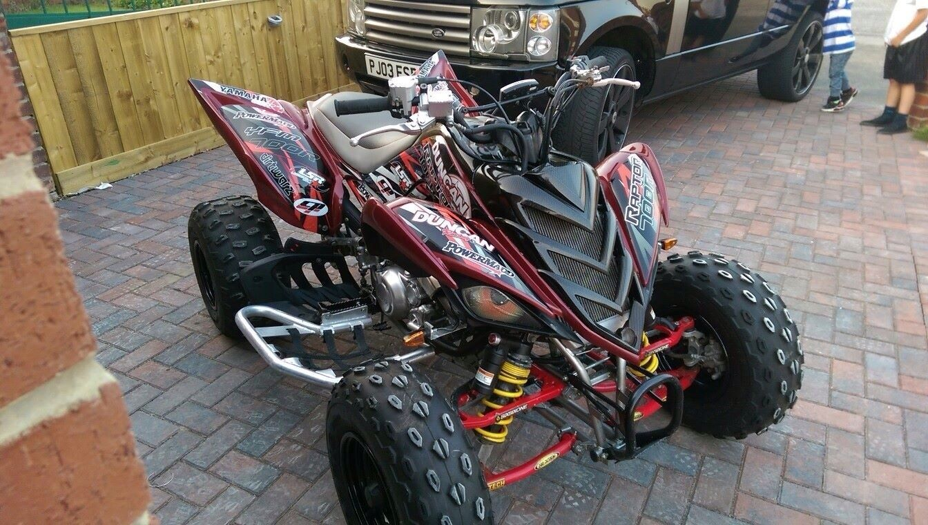 2006 Yamaha Raptor 700R SE Reviews, Prices, and Specs