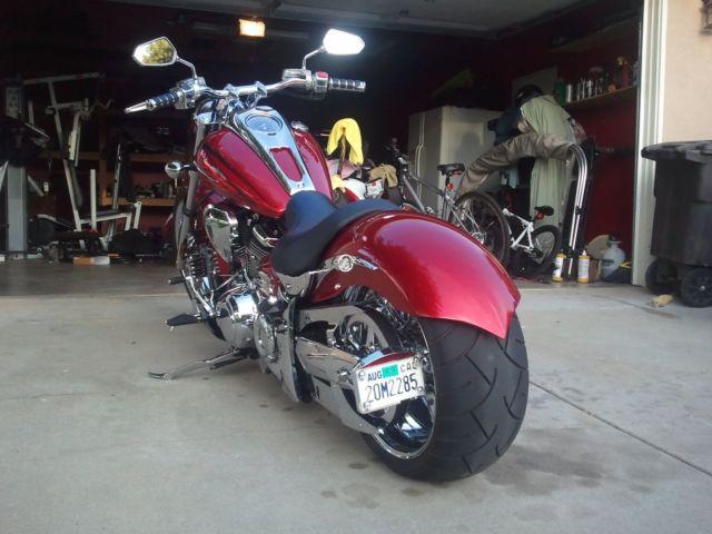 2009 Custom Yamaha Raider S