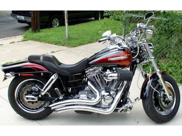 2009 Harley Davidson Screaming Eagle Dyna Fat Bob Fxdfse