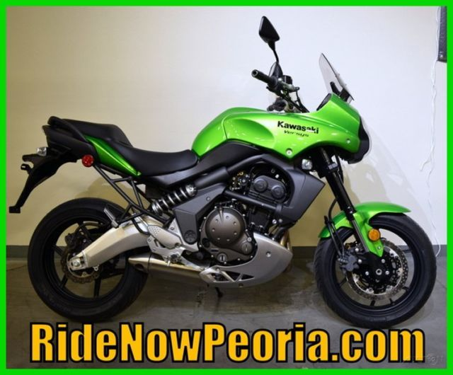 2009 Kawasaki Versys 650 Sport Touring Naked Used