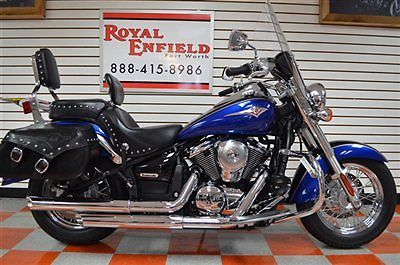 2009 Kawasaki Vulcan 900 Classic Lt Very Nice Bike Great Price