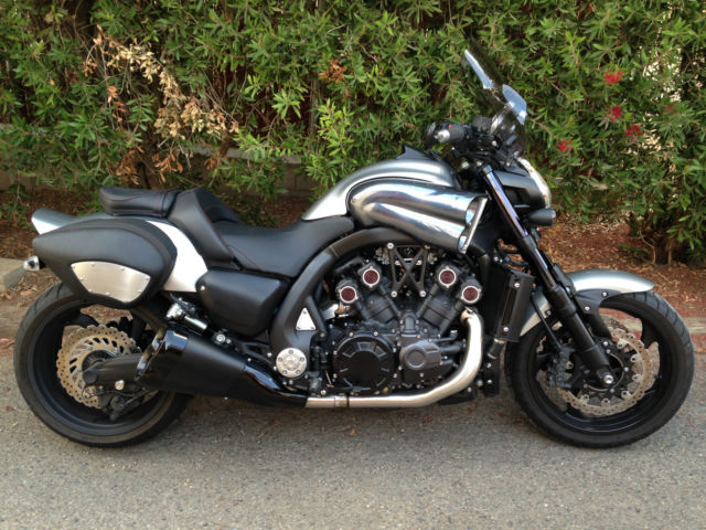 2009 Yamaha Vmax 1700 V-Max VMX1700 Evoluzione's Powersports Custom ...