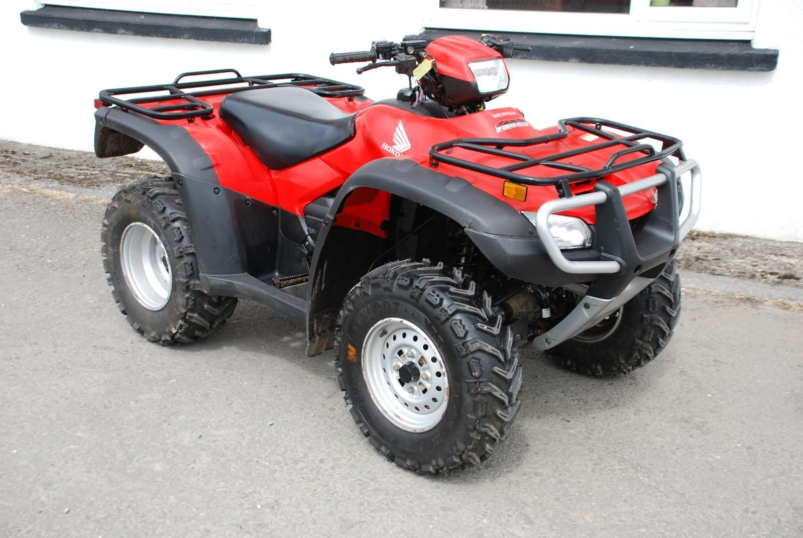 2010 honda trx500fm 2wd 4wd quad atv. Black Bedroom Furniture Sets. Home Design Ideas