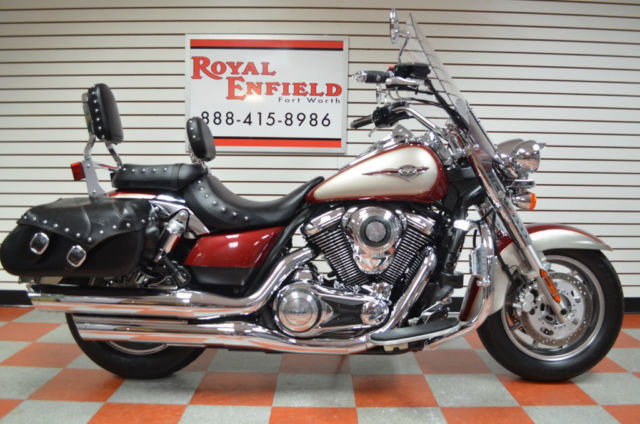 2010 Kawasaki Vulcan 1700 Lt Low Miles Very Nice Bike Great Price