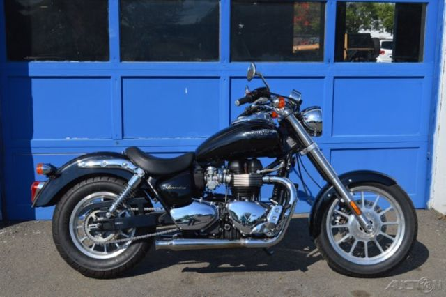2010 Triumph Speedmaster America N0t Bonneville Efi N0t Carburated