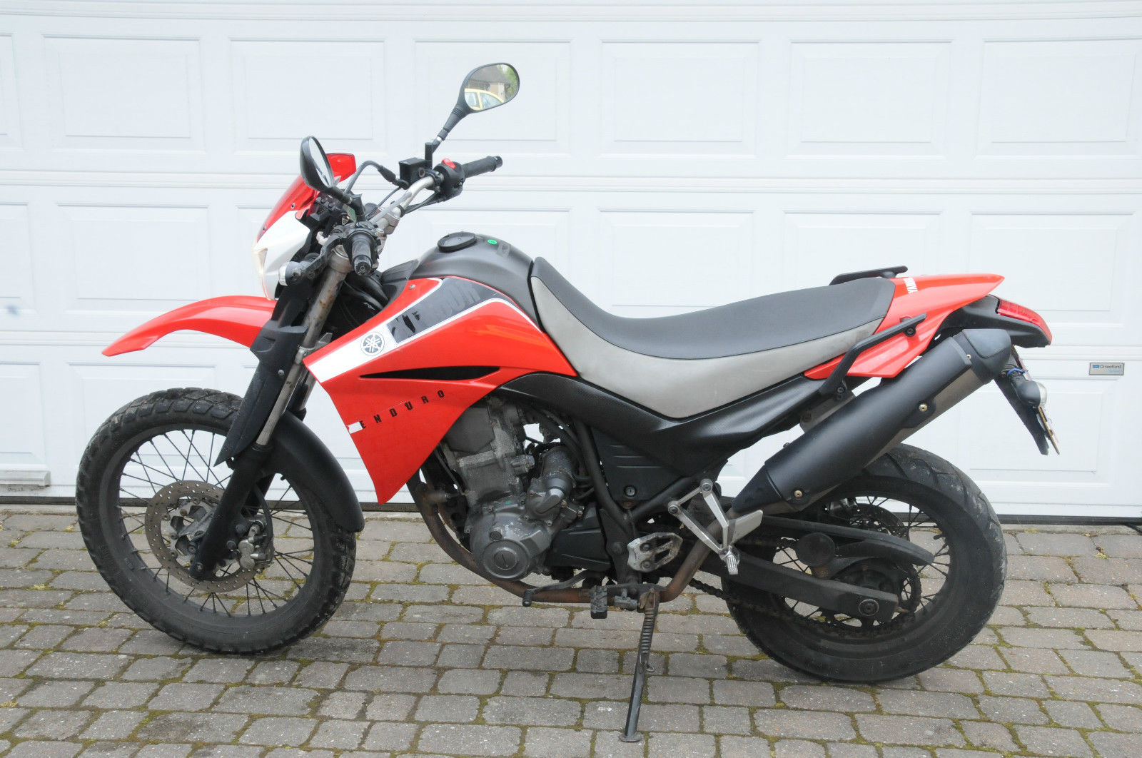 2010 yamaha xt 660 r trail enduro adventure touring. Black Bedroom Furniture Sets. Home Design Ideas