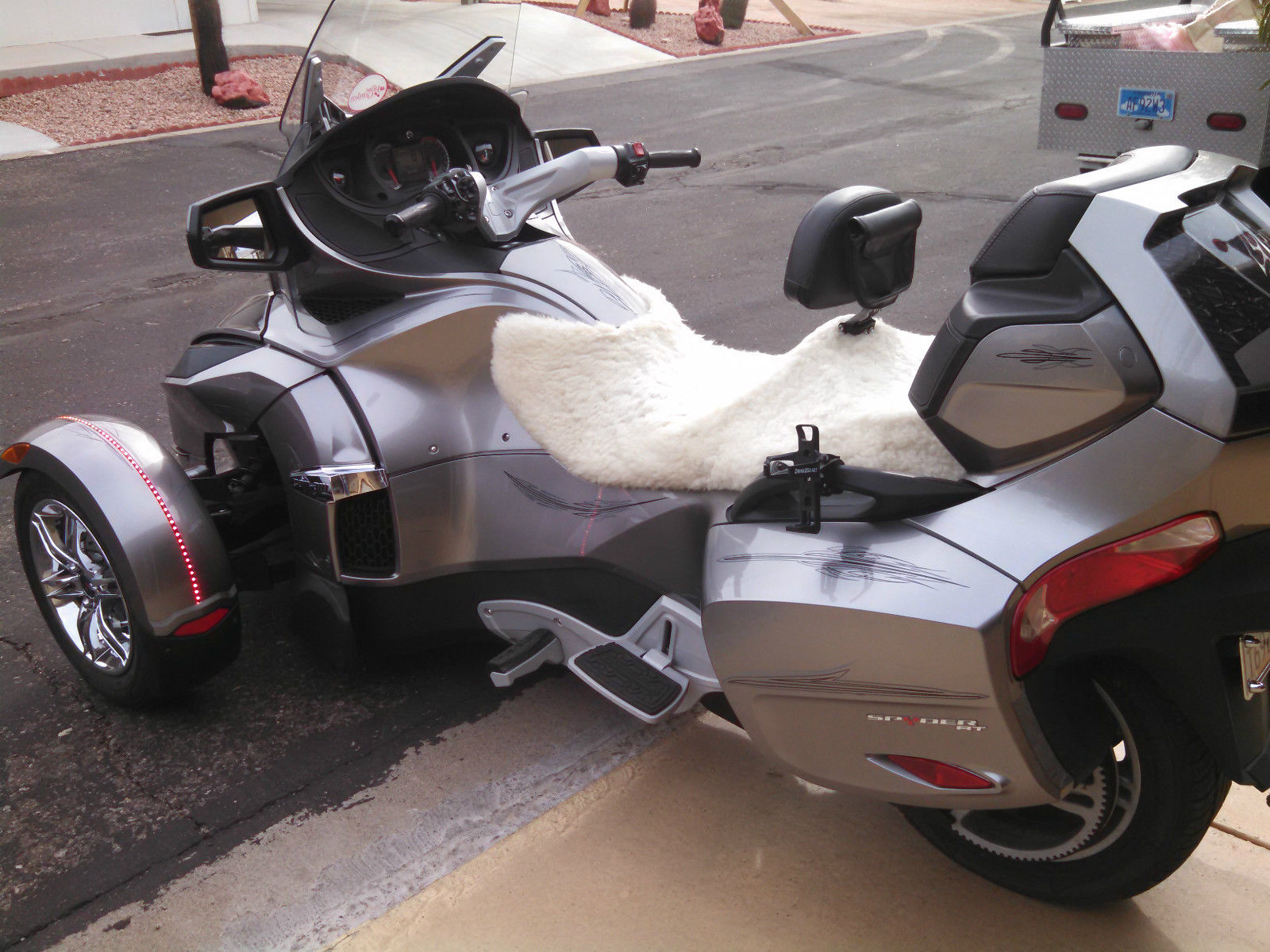 "Custom 2010 Canam Spyder RS Automatic ""For Sale"" - YouTube"
