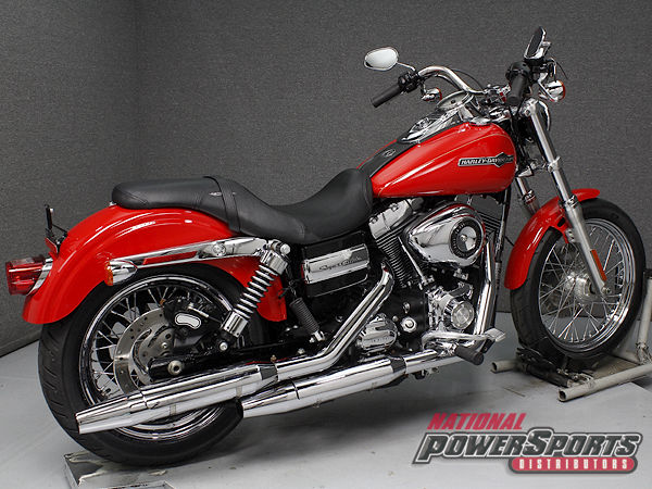 Fxdc Dyna Super Glide Custom 2011 Pictures: 2011 HARLEY DAVIDSON FXDC DYNA SUPER GLIDE CUSTOM, ONE