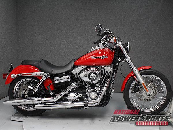 2011 Harley Davidson Fxdc Dyna Super Glide For Sale On: 2011 HARLEY DAVIDSON FXDC DYNA SUPER GLIDE CUSTOM, ONE