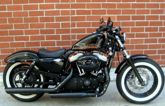 2011 Harley-Davidson Sportster 48, 1200cc