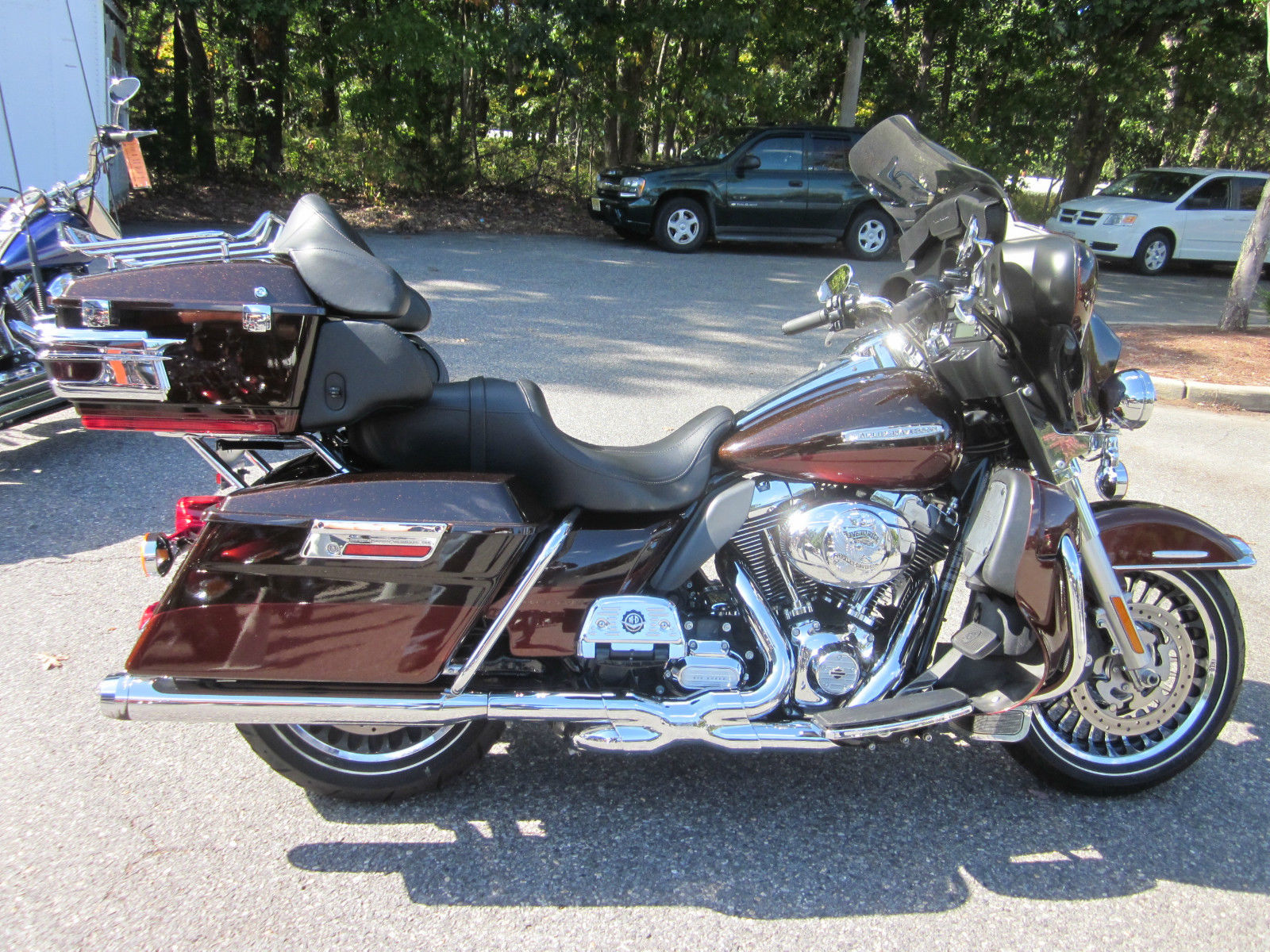 2011 Harley Davidson Ultra Limited Root Beer Nice At This Price No Reserve
