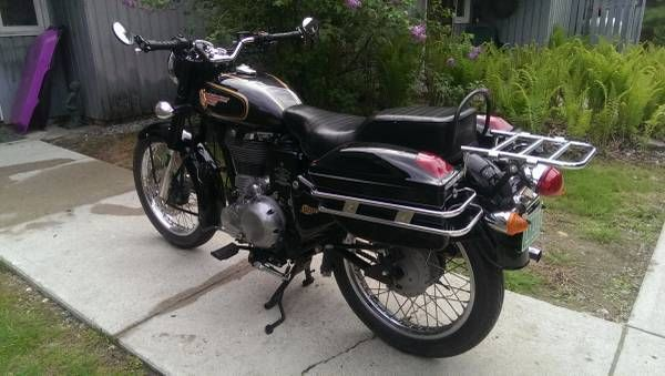 2011 Royal Enfield Bullet B5, 500cc fuel injected UCE engine  Great Runner!