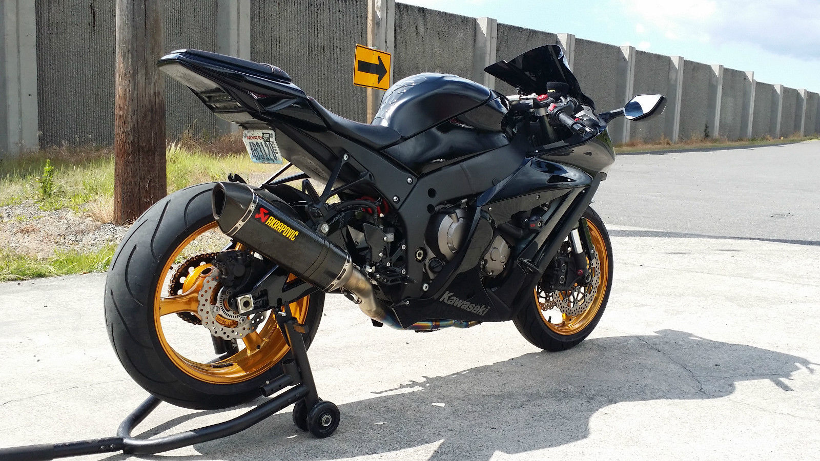 Full Synthetic Oil Change Price >> 2011 ZX10R (Highly Modified)